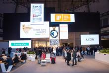 Hansgrohe Group näyttävästi esillä LVI-alan ISH 2017 -messuilla Frankfurtissa