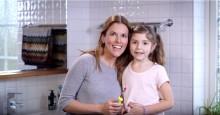 Video visar vägen till bättre tandhälsa hos barn