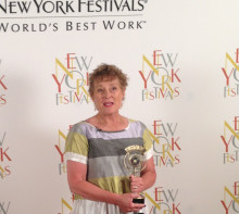 Golden Award till UR i New York Festivals