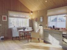 Fransk finesse møter norsk hytte