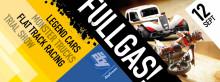 Biljettsläpp för Full Gas på ÅbyTravet