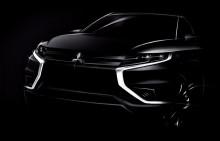 Sportig och sofistikerad - Outlander PHEV Concept-S