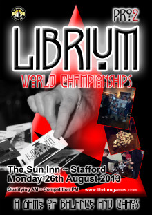 The LIBRIUM Games World Championships