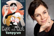Boksläpp på Alva kultur: Rex & Rut – vampyren