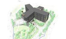 Skanska bygger vårdhem i Oslo, Norge, för NOK 440 M, cirka 460 miljoner kronor