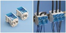 Elektriska fördelningar - distributionsblock