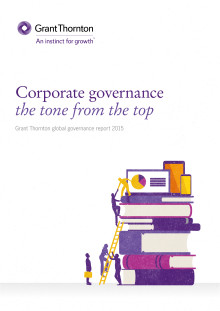 Grant Thornton corporate governance report 2015