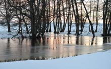 Tyréns rapporterar klimatförändringarnas effekter i Norrbotten