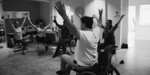 Yoga för personer med funktionsnedsättning