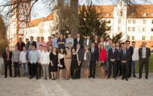 Freisprechungsfeier: Bayernwerk ehrt Auszubildende aus Pfaffenhofen und München für ihre Abschlüsse