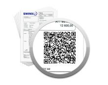 Nya Swinx ScanLev tolkar QR-koder och automatiserar fakturahanteringen