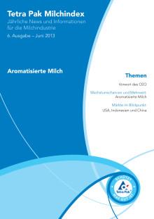 Milch-Index 2013: Aromatisierte Milch