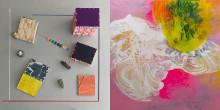 Konst och poesi skapar öppningar i en isolerad tillvaro