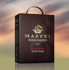 Mazzei Belguardo - oemotståndlig italienare!