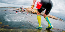 Tren opp swimrun-teknikken på TanumStrand