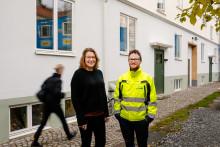 Landshövdingekvarter på Hisingen återfår sin forna glans
