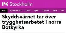 SAFE Botkyrka tar över trygghetsarbetet i Botkyrka kommun!