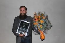 Jonatan Lindholm från Alingsås kommun vinner eDiamond Award 2016!