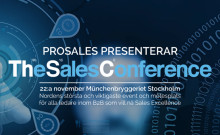 The Sales Conference 2016