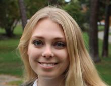 Ina Djurestål ny riksordförande för Moderata Studenter