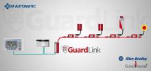 Högsta industrisäkerhet med Guardlink enligt Industri 4.0