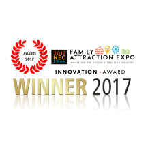 Tork EasyCubeTM triumphs at Family Attraction Expo
