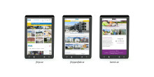 Finja lanserar nya och förbättrade webbplatser