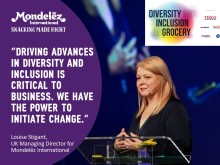 Mondelez International co-hosts grocery industry first diversity and inclusivity conference