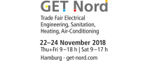 Meet us at GET Nord in Hamburg
