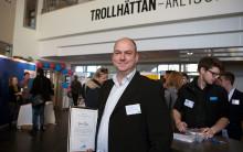 Volvo Penta i Vara är årets Co-opföretag