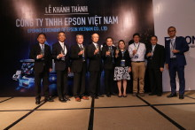 Epson Establishes New Vietnam Sales Subsidiary