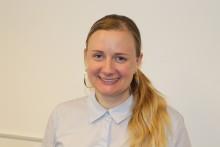 Susanna Jannung Bolin stärker upp på geoteknikavdelningen i Stockholm
