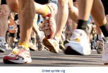 Dags för årets löparfest