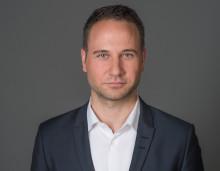 Timm Lutter leitet den Bereich Unternehmenskommunikation & Public Affairs