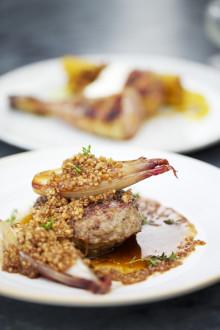 Innovativa Fyra skånska gryn till kulinariska restaurangrätter