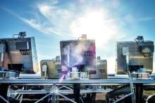Exakt motorstyrning viktigt i system som fångar och transporterar solljus till fönsterlösa rum