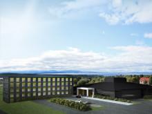 Norrlands största mötesplats tar form