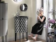Sys20 Gästebad Diva 2.0: Große Persönlichkeit auf kleinem Raum