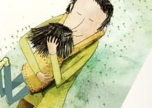 En pappa med angst: Lykke og ulykken
