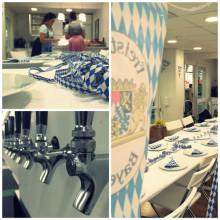 Oktoberfest på Kivrakontoret!