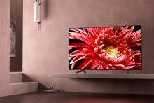 Sony erweitert sein TV-Sortiment um vier neue 4K HDR Serien