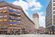 Ny provtagningsenhet i Stockholm City