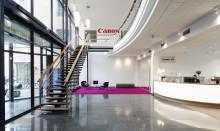 Arcona har byggt Canons nya kontor