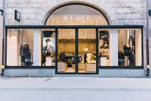 Tiger of Sweden slår upp portarna till en ny flaggskeppsbutik i centrala Stockholm