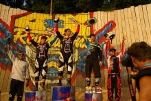 Felix Beckeman på andra plats i 4X-tävling i Tjeckien