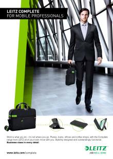 Leitz Complete Väsksortiment 2015 ENG