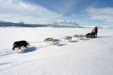 Swedish Lapland fortsatte att öka i oktober