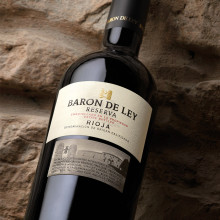 Baron de Ley Reserva från Rioja är Sveriges mest sålda rödvin!