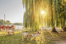 Favorittsteder i sommer-Berlin