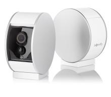 Unik säkerhetskamera från Somfy med integritetsskydd lanseras i Sverige